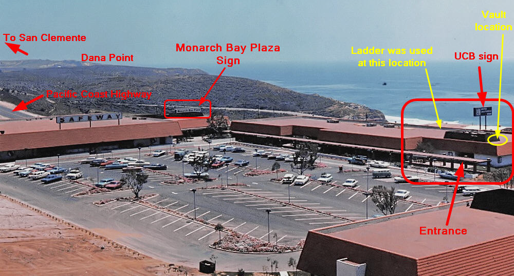 Monarch Bay Plaza Diagram